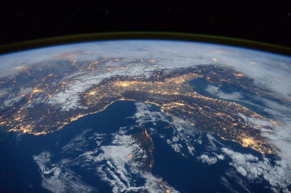 Planeta tierra. Foto: pixabay