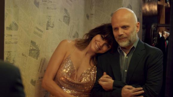 Natalie Perez y Sebastián Wainraich son los protagonistas de esta serie