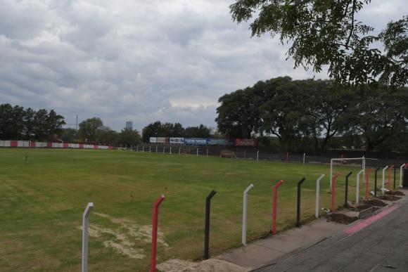Estadio Luis Méndez Piana. Foto: Leonardo Mainé.