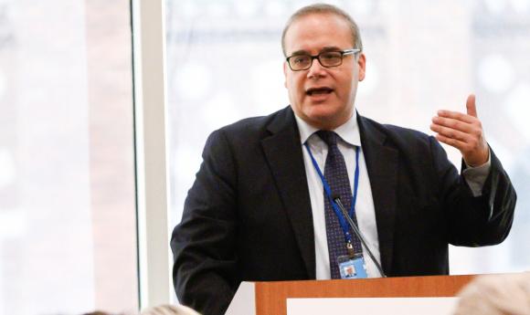 Máximo Torero- subdirector general y economista jefe del Departamento de Desarrollo Económico y Social de la FAO. FOTO: FAO