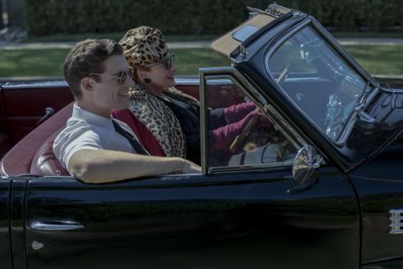 """Imagen de la serie """"Hollywood"""". Foto: Difusión"""