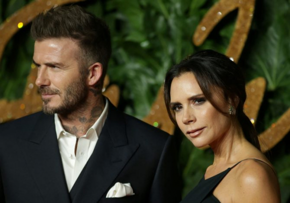 David Beckham. Foto: Archivo