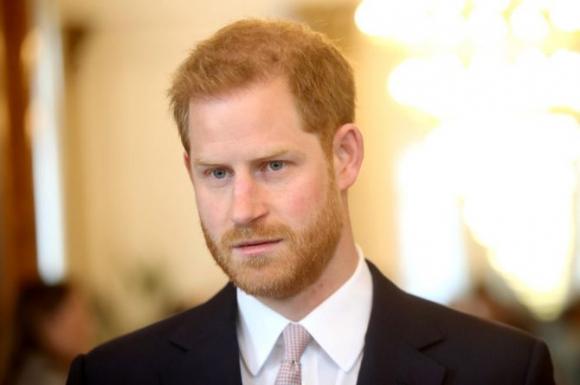 El príncipe Harry. Foto: Archivo