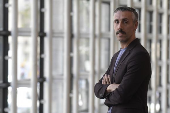 Martín Inthamoussu. Foto: Leonardo Mainé