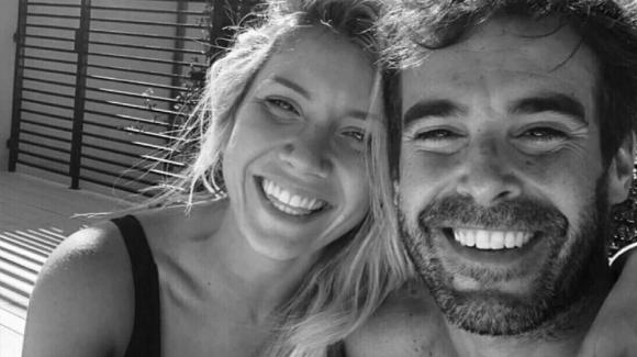 Laurita Fernández y Nicolás Cabré. Foto: Instagram.