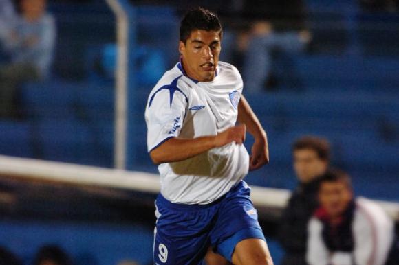 Luis Suárez en 2005