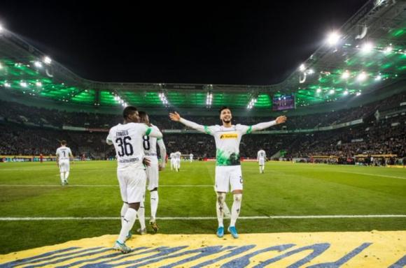 Integrantes del equipo del Borussia Mönchengladbach tienen coronavirus