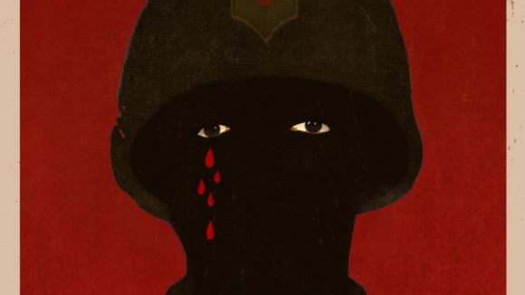 "Poster de ""Da 5 Bloods"" de Spike Lee. Foto: Difusión"