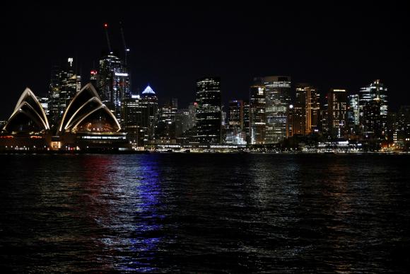 La propagación de la enfermedad por coronavirus (COVID-19) en Sydney. Foto: Reuters.