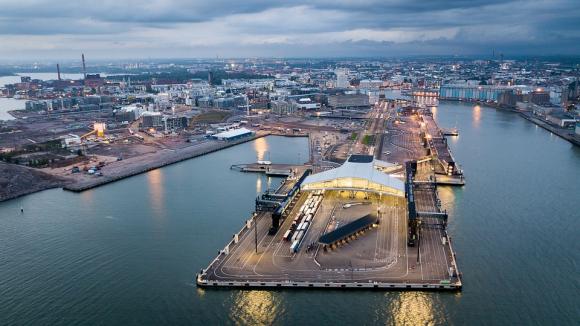 Helsinki, capital de Finlandia. Foto: Pixabay