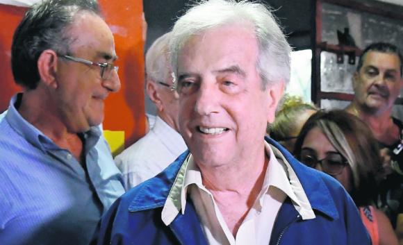 Vázquez coordinó un grupo de expertos que elaboró un trabajo sobre los impactos de la crisis sanitaria. Foto: Francisco Flores (Archivo)