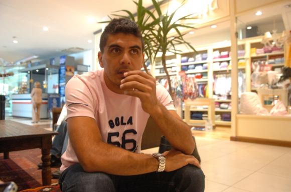 """Ángel """"Matute"""" Morales no se olvida de Nacional"""