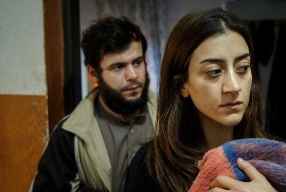 """Califato"", la serie sobre el Estado Islámico. Foto: Netflix."