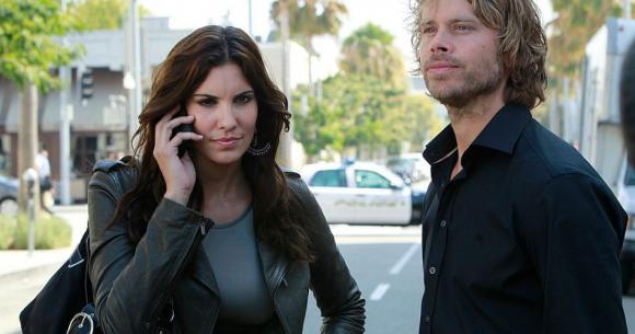 """Daniela Ruah protagoniza la serie """"NCIS: Los Angeles"""". Foto: Difusión"""