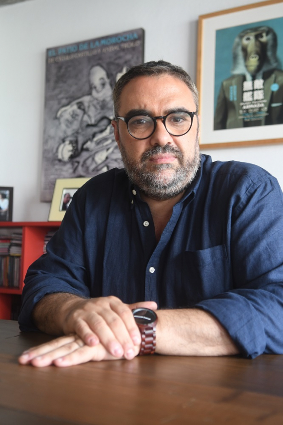 Jaime Clara, periodista y caricaturista