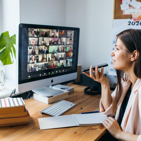 Teletrabajo y liderazgo. Foto: Shutterstock