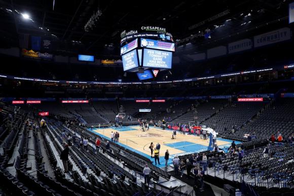 NBA sin público