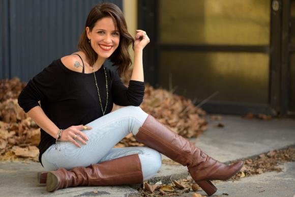 María Alejandra Jaimes. Foto: Leonardo Mainé