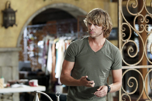 "Eric Christian Olsen en la serie ""NCIS: Los Angeles"". Foto: Difusión"