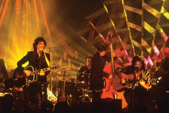 Ratones Paranoicos en MTV Unplugged. Foto: Archivo