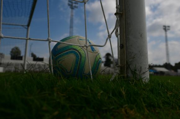 Pelota del fútbol uruguayo. Foto: Fernando Ponzetto.