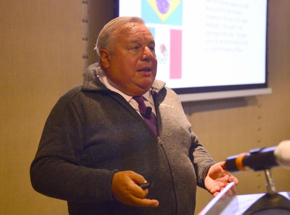 Walter Molano, economista jefe del Banco BCP Securities. Foto: Archivo El País