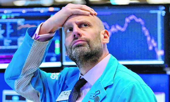 Recesión global: para BBVA Research, el PIB mundial caerá 2,4% en 2020 y se recuperará en 2021. Foto: AFP