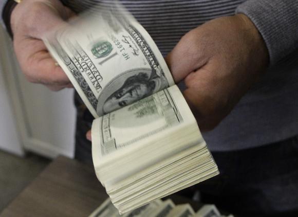 Dólar interrumpió caída. Foto: Archivo