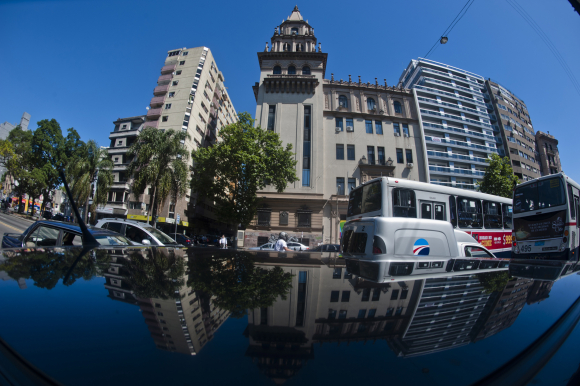 Ministerio de Salud Pública. Foto: Fernando Ponzetto.