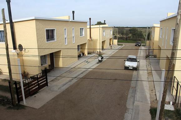 Viviendas. Hoy Mevir atiende la situación habitacional de un 16% de la población, según las cifras.
