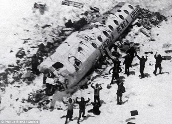 Tragedia de Los Andes.
