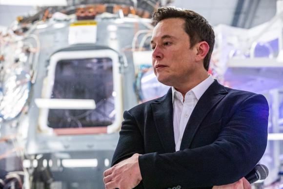 Elon Musk superó a Bill Gates y se convirtió en la segunda persona más rica del mundo - Negocios - 24/11/2020 - EL PAÍS Uruguay