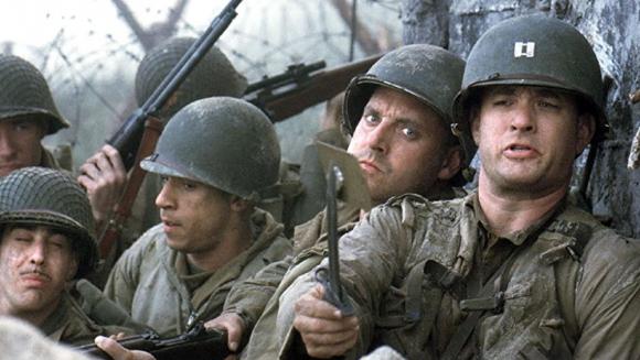 """Imagen de la película """"Rescatando al soldado Ryan"""". Foto: Difusión"""