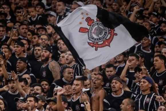 Hinchada de Corinthians