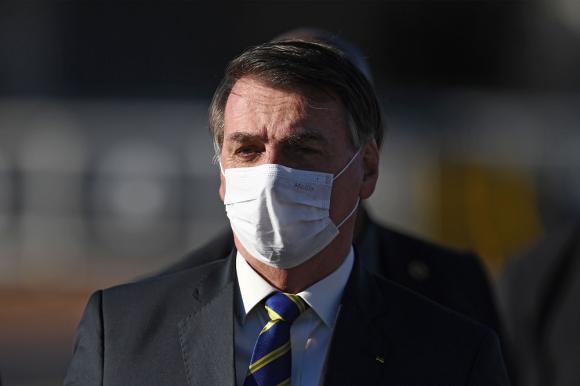 Jair Bolsonaro. Foto: AFP