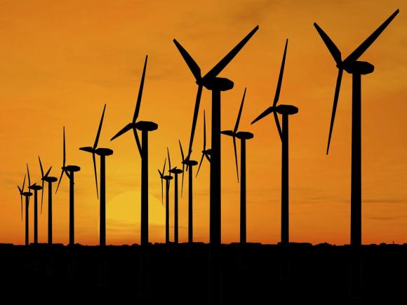 Parques eólicos: están generando menos de lo que se preveía, pero aun no se sabe si es puntual. Foto: Archivo