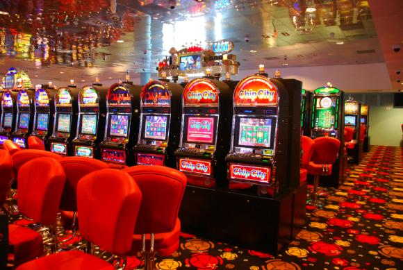 Casino Nogaró. Foto: Archivo El País
