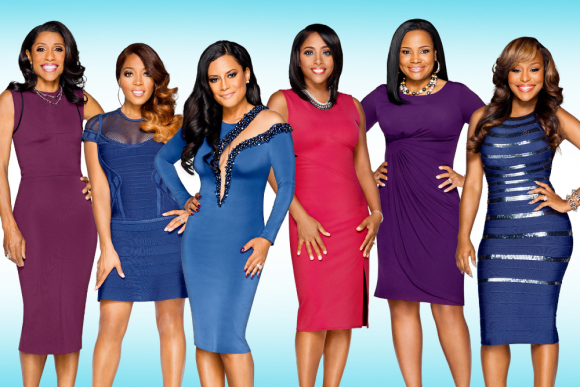 "Ellas son las protagonistas de ""Married to medicine: Atlanta"". Foto: Difusión"