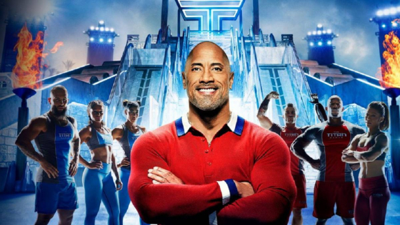 "Dwayne Johnson al frente de ""The Titan Games"". Foto: Difusión"