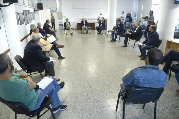 Los ministerios de Trabajo y de Economía terminan de definir las pautas y convocarán al Consejo Superior Tripartito. Foto: Gerardo Pérez
