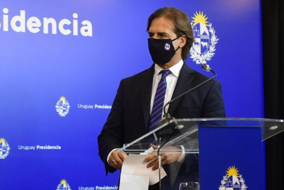 Luis Lacalle Pou. Foto: Francisco Flores.
