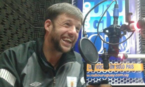 Andrés Pollero. Foto: Radio Uruguay.