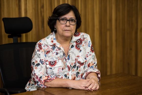 Lía Baker Valls -  investigadora y docente de la Fundación Getúlio Vargas. FOTO: Gentileza FGV