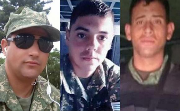 Marineros: debieron superar difíciles pruebas para lograr ingresar y mantenerse en la Infantería de Marina.