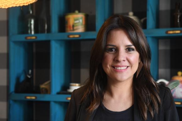 María Noel Marrone. Foto: Francisco Flores