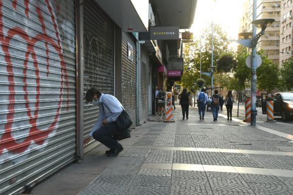 """Shock externo por virus supone """"cambio drástico"""" de escenario para la política económica. Foto: Gerardo Pérez"""