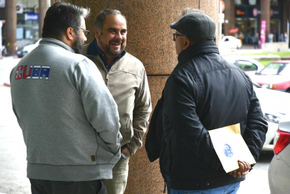 Los gremios del sector público pidieron al gobierno la convocatoria de la primera reunión del consejo superior. Foto: Gerardo Pérez