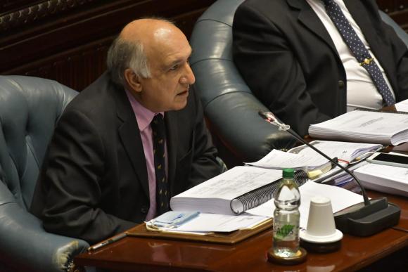 Guillermo Domenech. Foto: Leonardo Mainé.