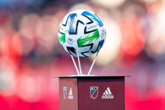 Nativo, la pelota oficial de la MLS.