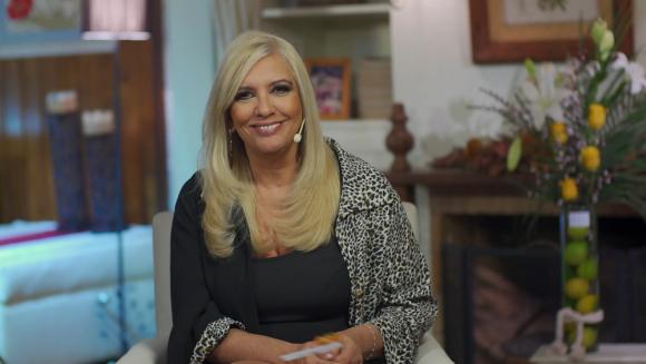 """Verónica Lavalle regresó a la televisión con """"Así es tu día"""". Foto: Difusión"""